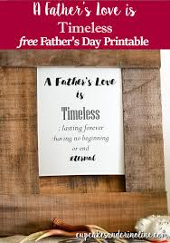 love is timeless father u0027s day gift idea home with cupcakes