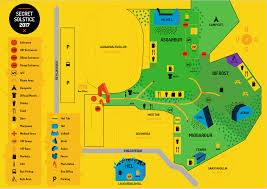 secret map introducing the area map of secret solstice special zone
