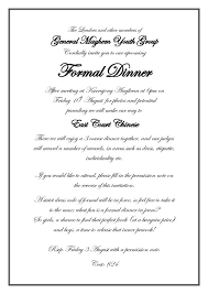 formal invitations formal invitation wording wedding ideas formal