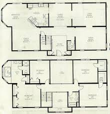 modern two house plans two floor house design plans home deco plans