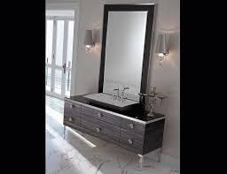Bathroom Vanity With Trough Sink by High End Bathroom Vanities Decofurnish