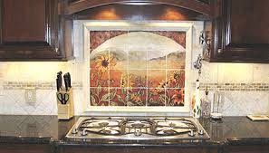add a mosaic backsplash to your kitchen for a touch of artistry