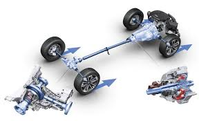all wheel drive will torque vectoring be the end of mechanical all wheel drive