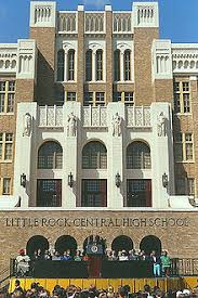 little rock central high wikipedia