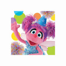 abby cadabby party supplies sesame party supplies abby cadabby luncheon napkins at