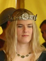 viking anglo saxon hairstyles norse crown inspo once upon a time pinterest crown jewel and
