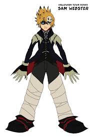 Kingdom Hearts Halloween Costumes Halloween Town Roxas Sjwebster Deviantart