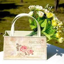 Bag Vase Aliexpress Com Buy Vintage Cute Bag Vase For Artificial Flowers