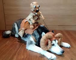 dog costume wizard of oz star wars pet bantha rider costume buycostumes com
