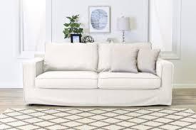 Slipcovered Sofas Sale by Serta At Home Colton Slipcover Sofa U0026 Reviews Wayfair