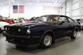 1978 king cobra mustang for sale midnight blue 1978 ford mustang for sale mcg marketplace