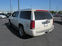 pre owned 2007 cadillac escalade esv sport utility in sandy s2161