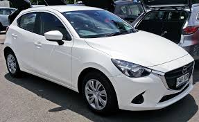 mazda 2 white u2013 automobili image idea