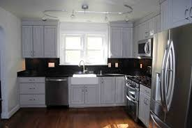 gray kitchen cabinets with black counter light gray kitchen cabinets with black appliances trendyexaminer