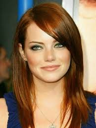 emma stone natural hair bangs fake it sunnie brook celebrity hairdresser and beauty