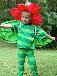 Flower Baby Halloween Costume Easy Diy Halloween Costume Flower Big Petals Diy