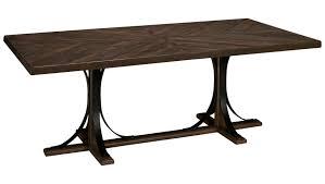 Magnolia HomeMagnolia HomeMagnolia Home Iron Trestle Table - Trestle kitchen table