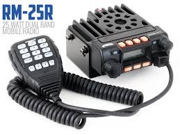 Rugged Ham Radio New Rm 25r 25 Watt Dual Band Radio Rugged Radios Blog