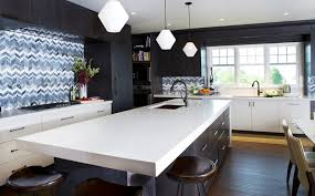 modern kitchen pendant lights 3 kitchens with crystalline modern pendant lights