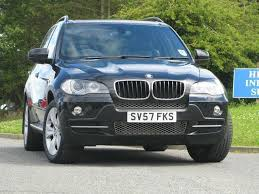 bmw x5 used cars for sale uk used bmw x5 3 0d 2007 diesel se 5dr auto 4x4 black automatic for