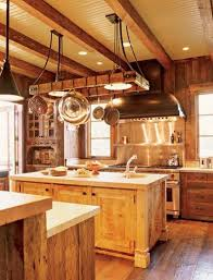 rustic kitchen decor rustic country kitchen decor photo 11