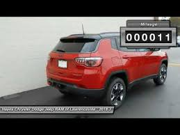 chrysler dodge jeep ram lawrenceville 2018 jeep compass lawrenceville ga l847025