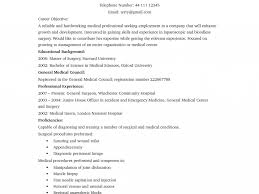 Medical Resumes And Cover Letters Sample Medical Resume Examples Of Healthcare Resumes Medical