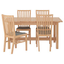Dining Room Set Ikea by Chair Dining Room Sets Ikea 4 Chair Table 0241620 Pe3814 4 Chair
