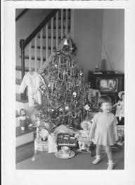 way back advent calendar the christmas tree bayside blog