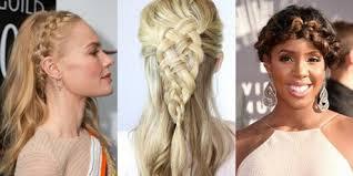 different hair braiding styles