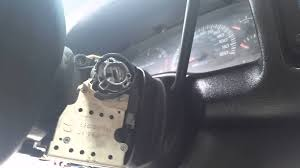 how to remove u0026 install an ignition switch 1994 to 2001 2002 dodge