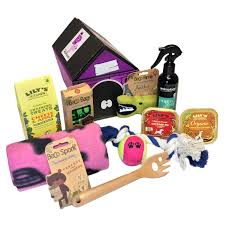 the puppy box pink pet presents