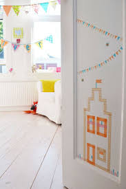 Washi Tape Wall Designs by 593 Best Washi U0026 Masking Tape Images On Pinterest Masking Tape