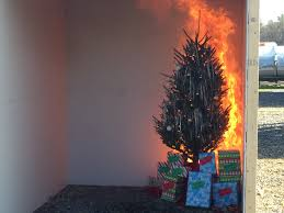 9 mistakes that could lead to your christmas tree catching fire