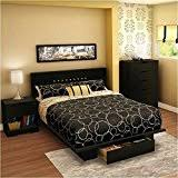 Furniture Bedroom Set Amazon Com Black Bedroom Sets Bedroom Furniture Home U0026 Kitchen