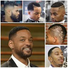 black male haircuts menu hottest fade haircuts for black men 2016 men s hairstyles and