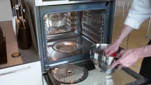 Kombi Toaster Rengøring Af Kombi Dampovn Fra Electrolux Youtube