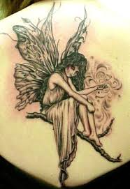 pic 999 angel tattoo