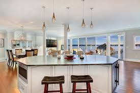 shaped kitchen islands kitchen islands peninsulas design line kitchens in sea girt nj