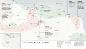 Map Of Libya What Just Happened In Libya Crooks And Liars