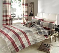 trend cream and red duvet cover 64 for ivory duvet covers with