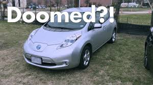 nissan leaf used seattle is the nissan leaf dead youtube