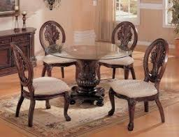 glass dining room table sets glass dining table sets foter