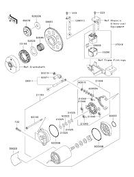 2012 kawasaki vulcan 900 classic vn900bcf starter motor parts