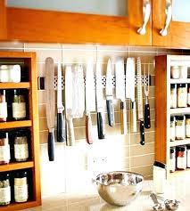 magnetic for kitchen knives kitchen knives storage cabinet knife storage kitchen knives