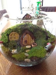 terrarium ideas bring a miniature natural scene in a glass