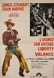 The Man Who Shot Liberty Valance Full Movie Free Buy The Man Who Shot Liberty Valance Poster Movie D 11x17 James