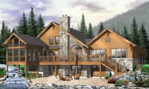 hillside homes floor plans hillside house plans with walkout