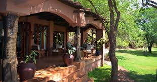 National Patios by Sanctuary Chobe Chilwero In Chobe National Park Luxury Safari In