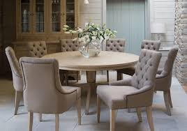 Neptune Henley Round Dining Table Dining Room Furniture - Round dining room table and chairs